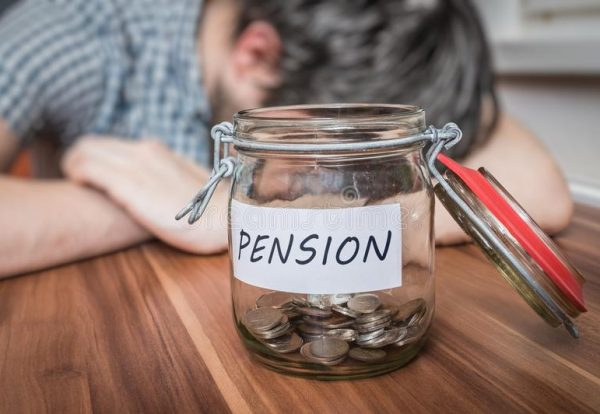 pension withdrawals
